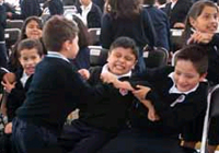 DF contra el bullying