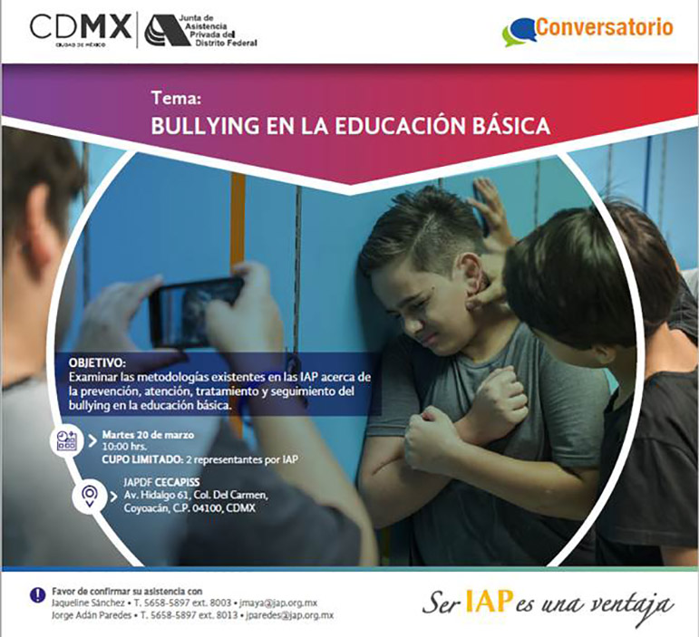 bull441 bullyingcongreso